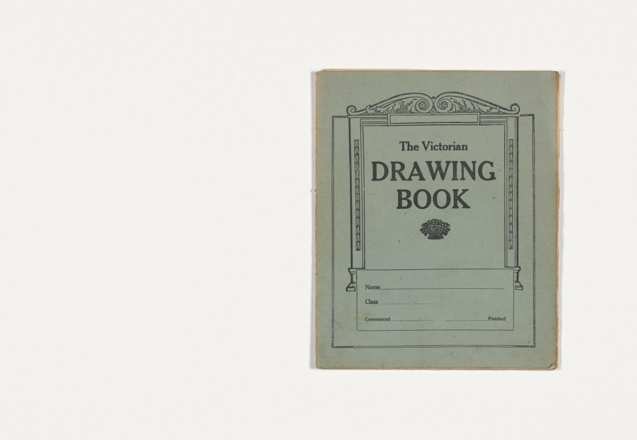 The Victorian Drawing Book