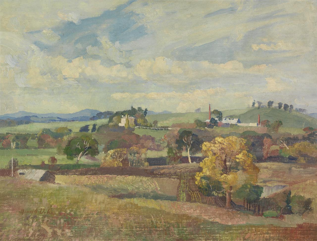 Tom Roberts country