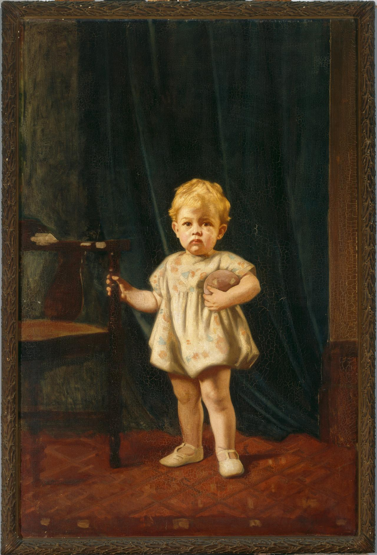 Jack, son of Frederick Martin