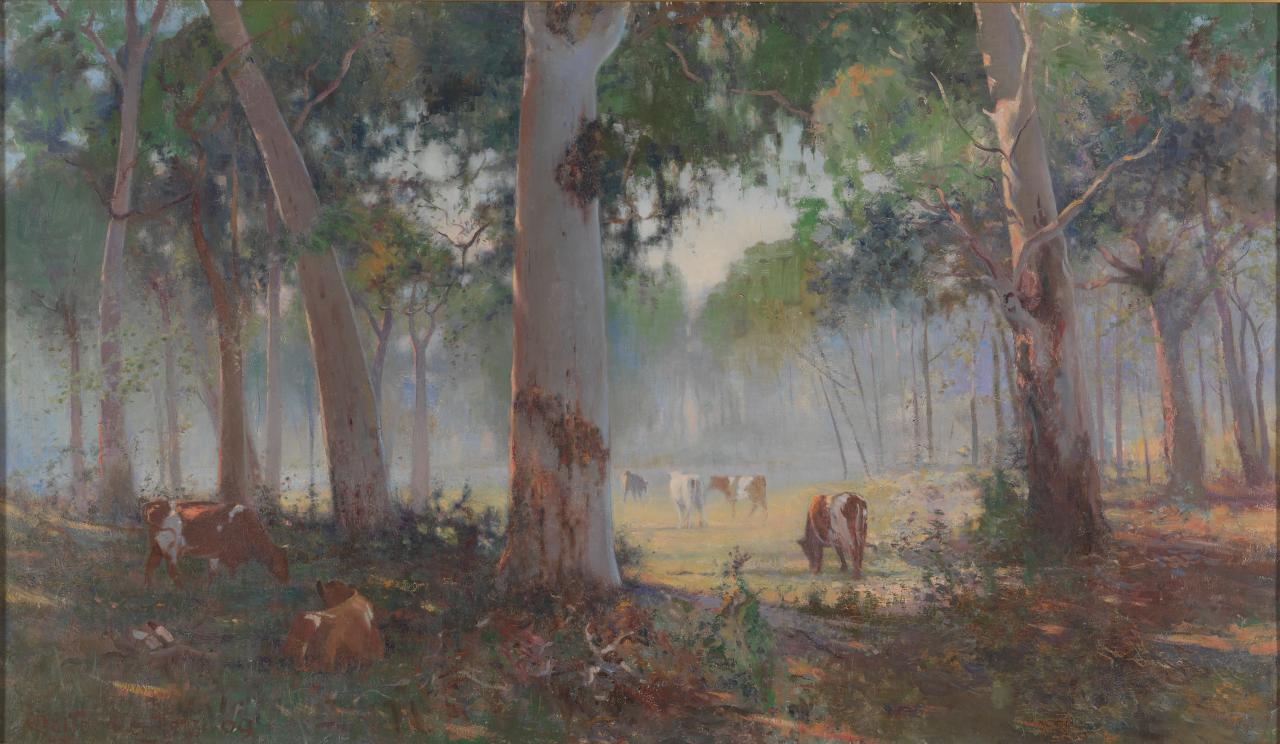 The silent gums