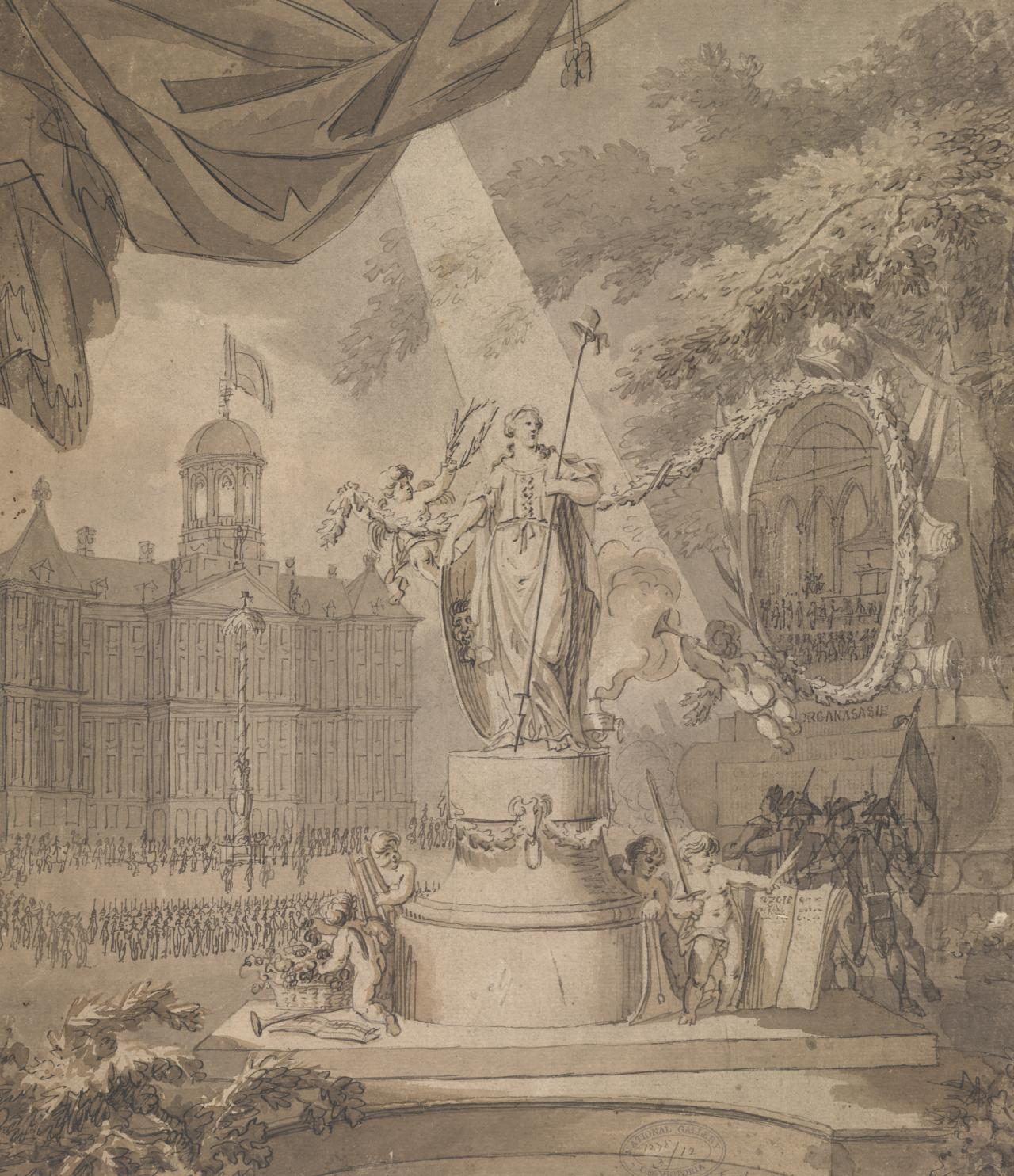 Allegory of the French Revolution of 1793