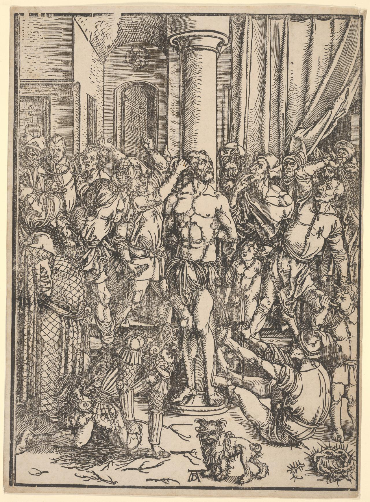 The Flagellation (The Large Passion)