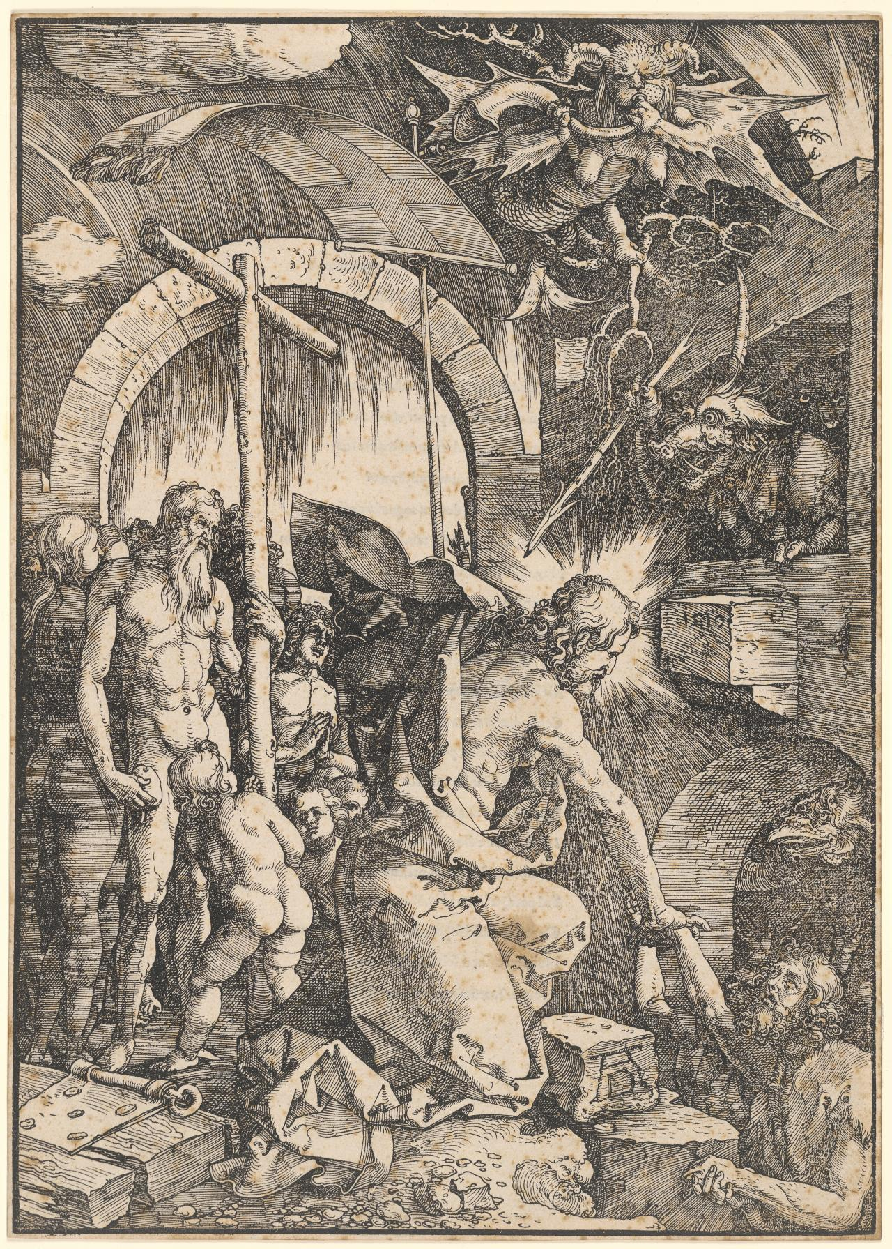 The Harrowing of Hell (Christ in Limbo)