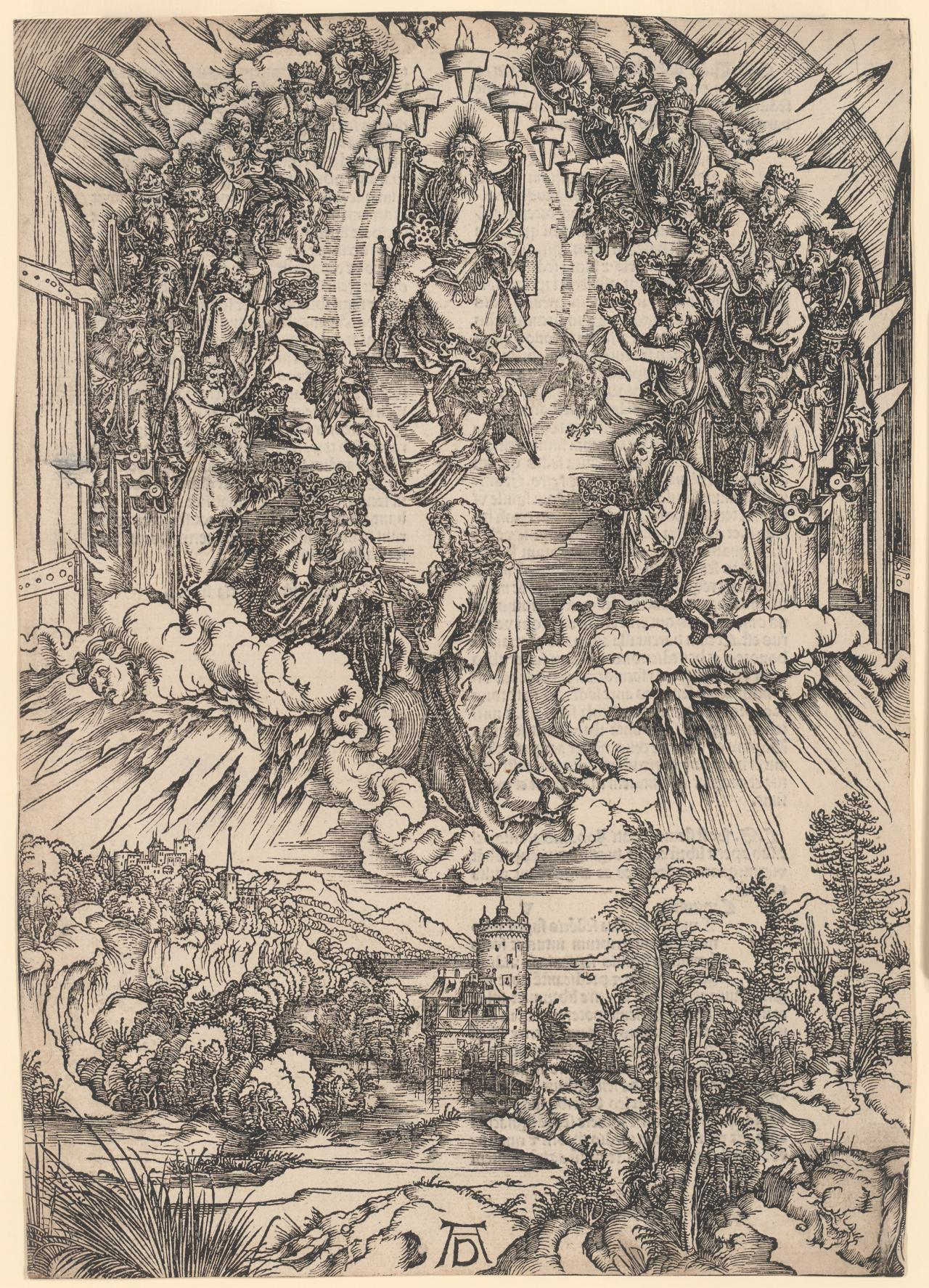 St John before God and the Elders
