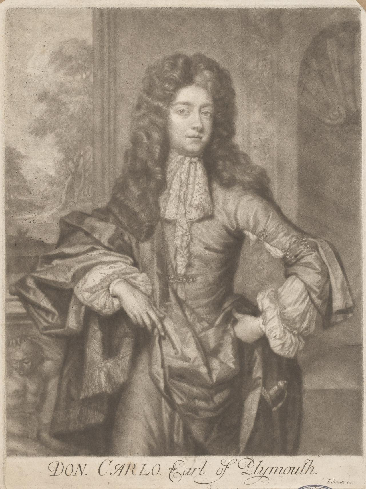 Don Carlo, Earl of Plymouth