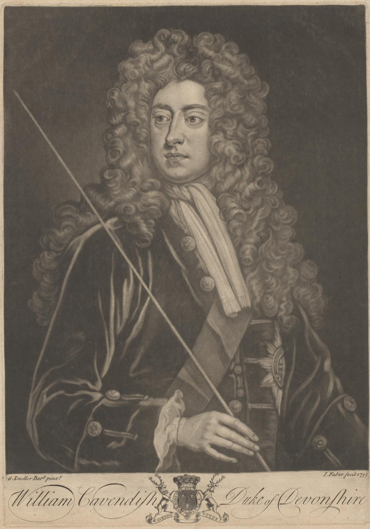 William Cavendish, Duke of Devonshire