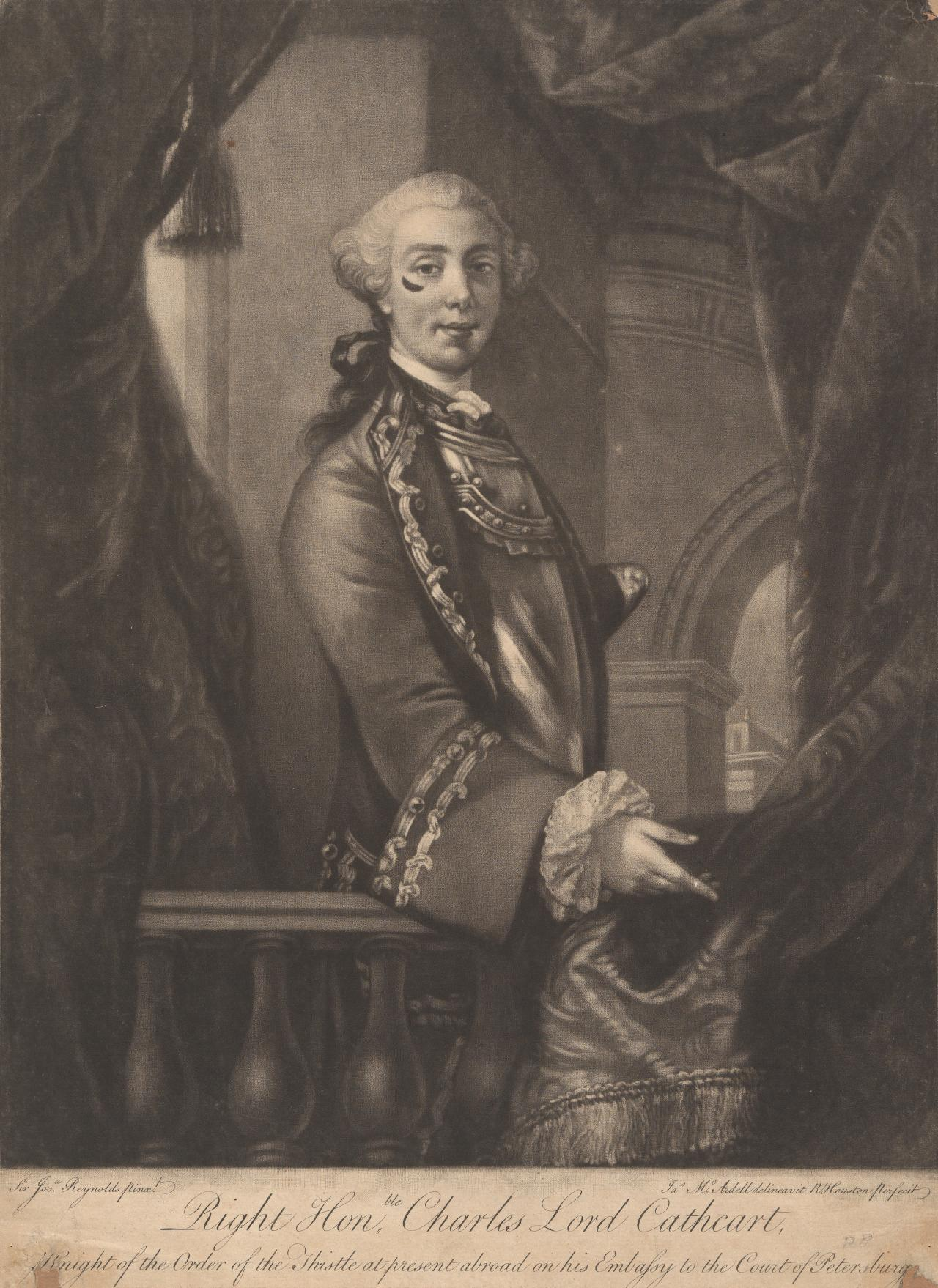 Right Honorable Charles, Lord Cathcart