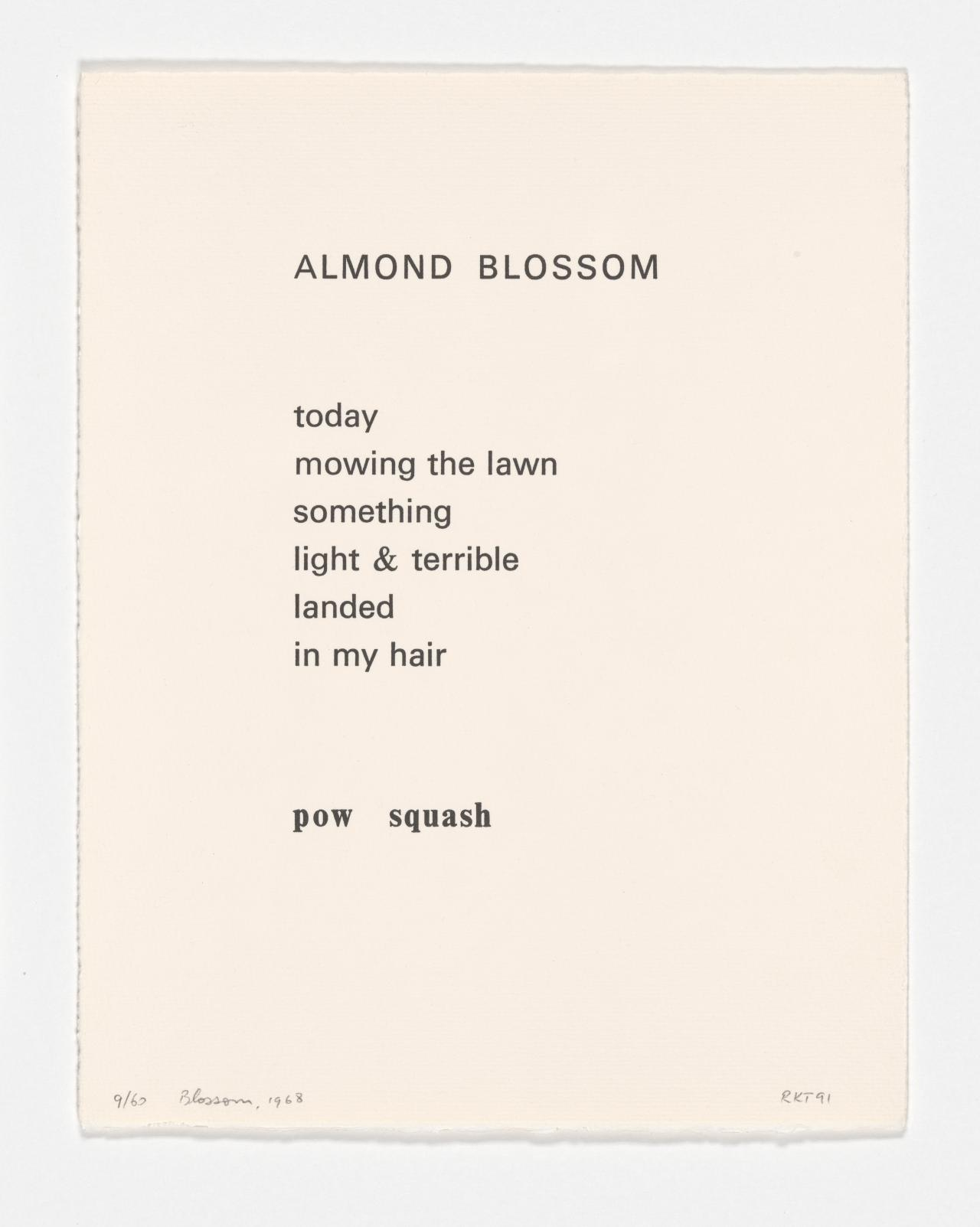 Almond Blossom from