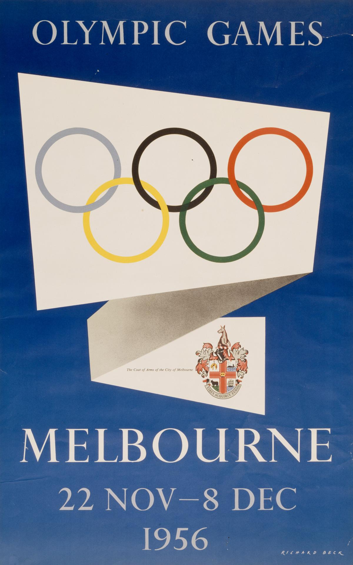 Olympic Games Melbourne