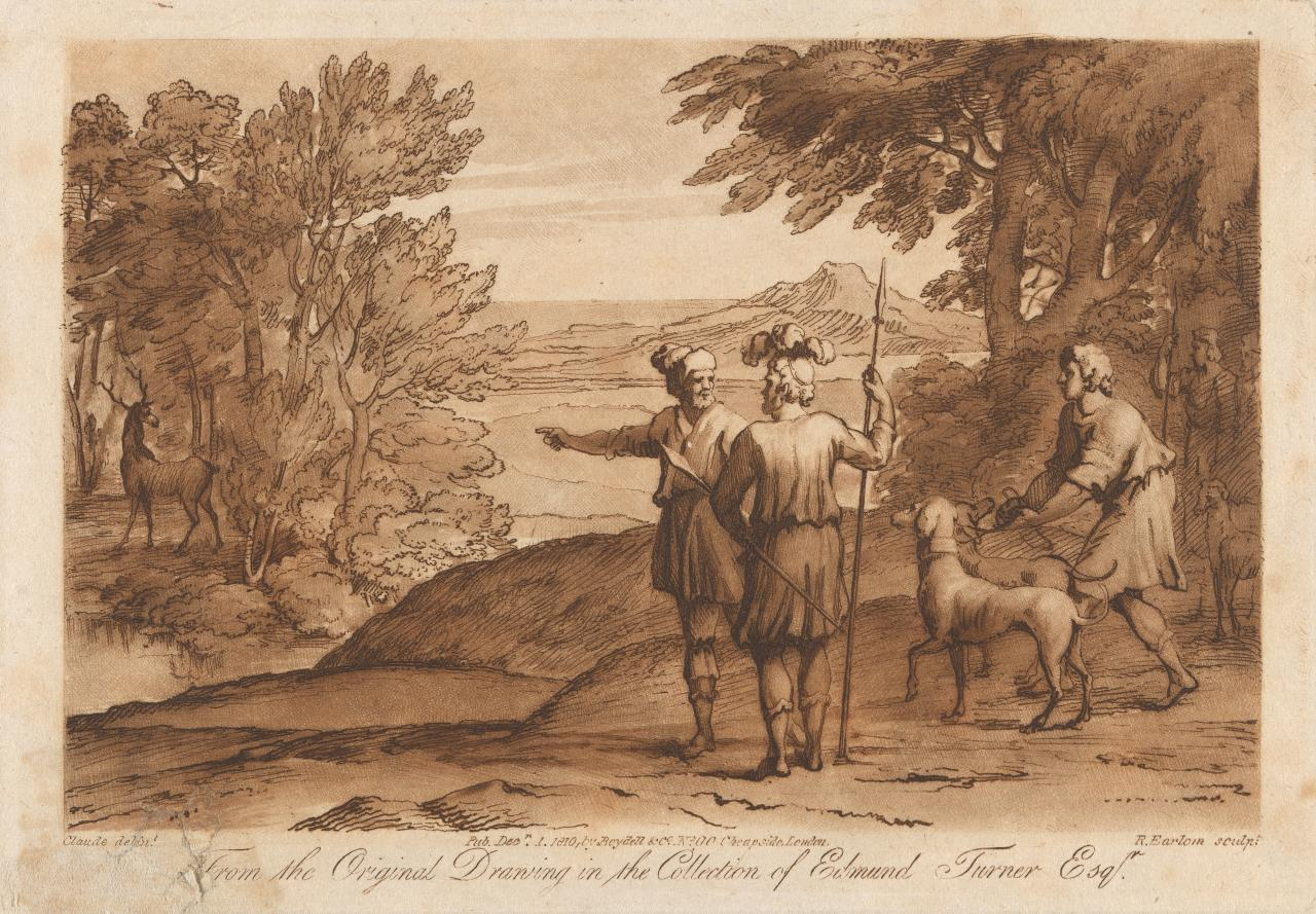 A Landscape with Aeneas