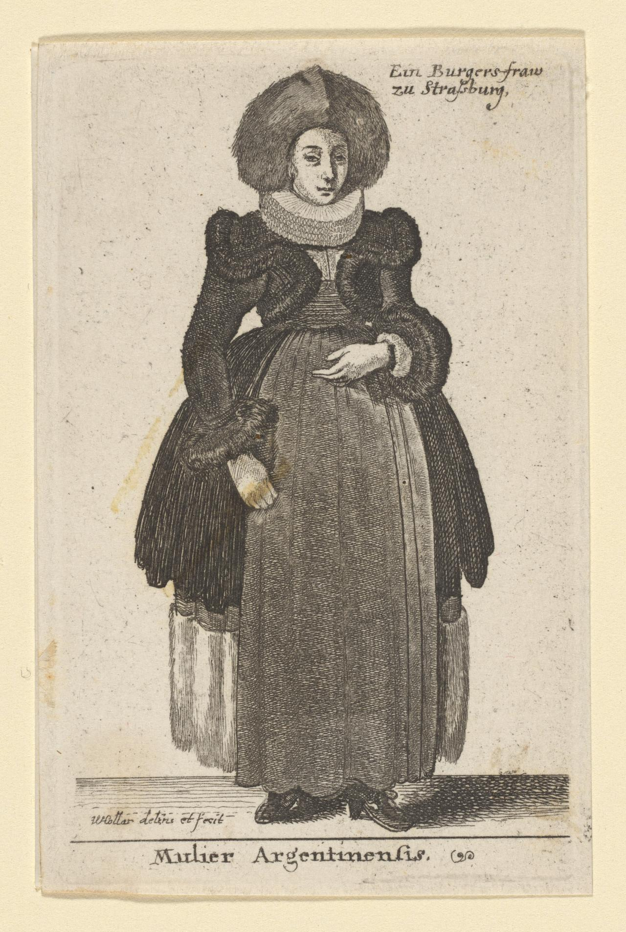 A married woman from Strassbourg