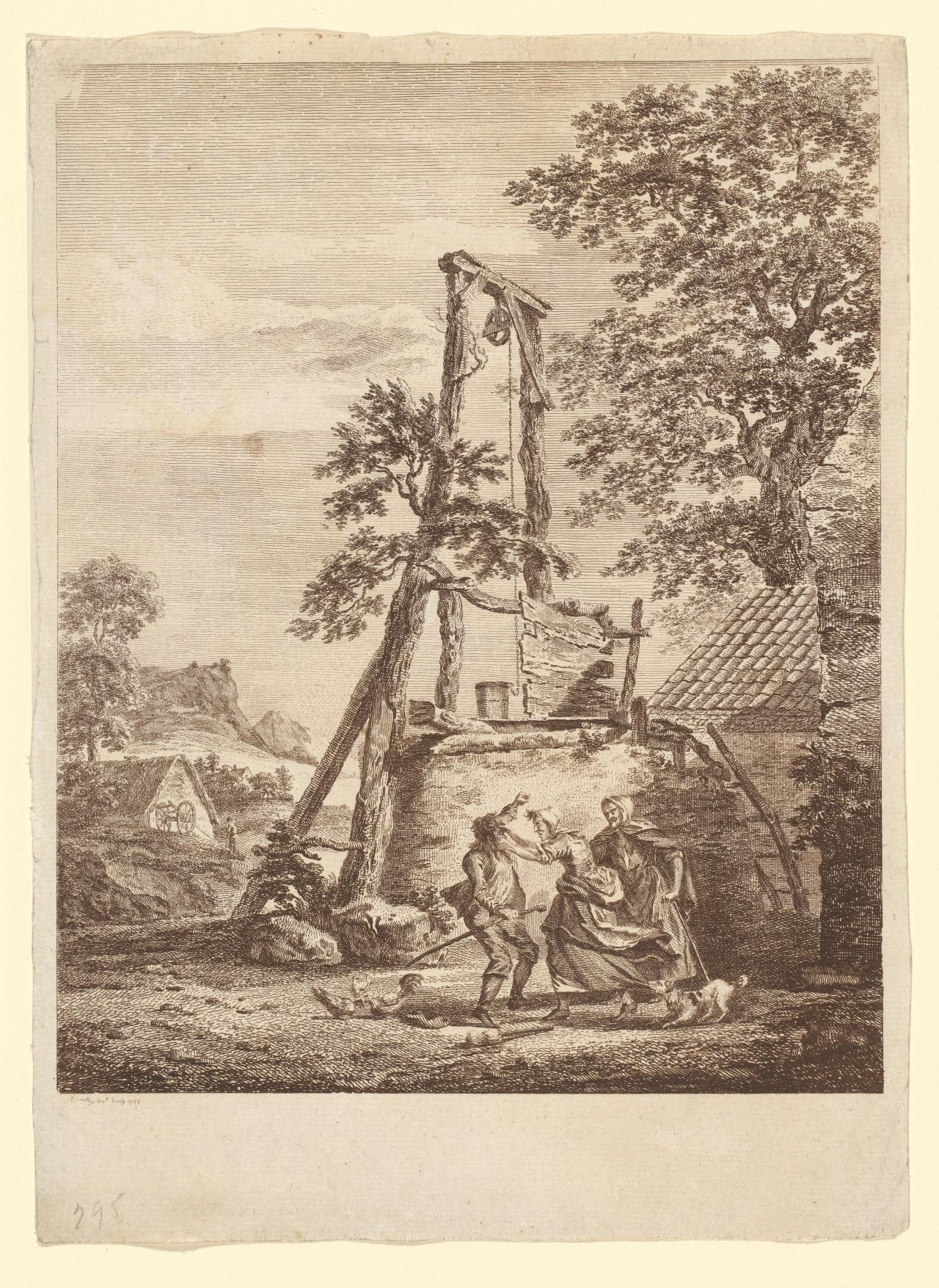 The Well - Villagers in Dispute