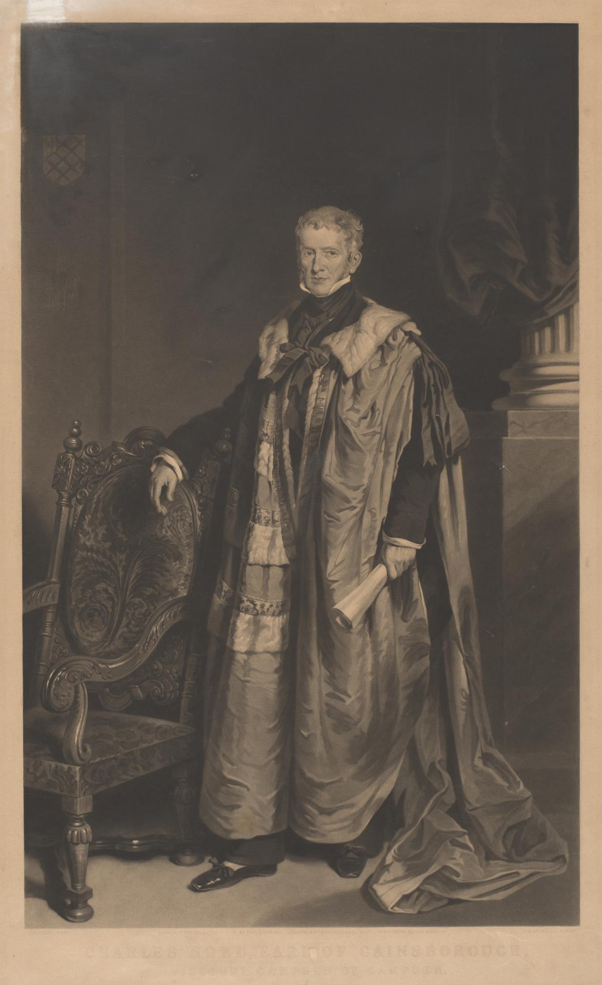 Charles Noel Earl of Gainsborough