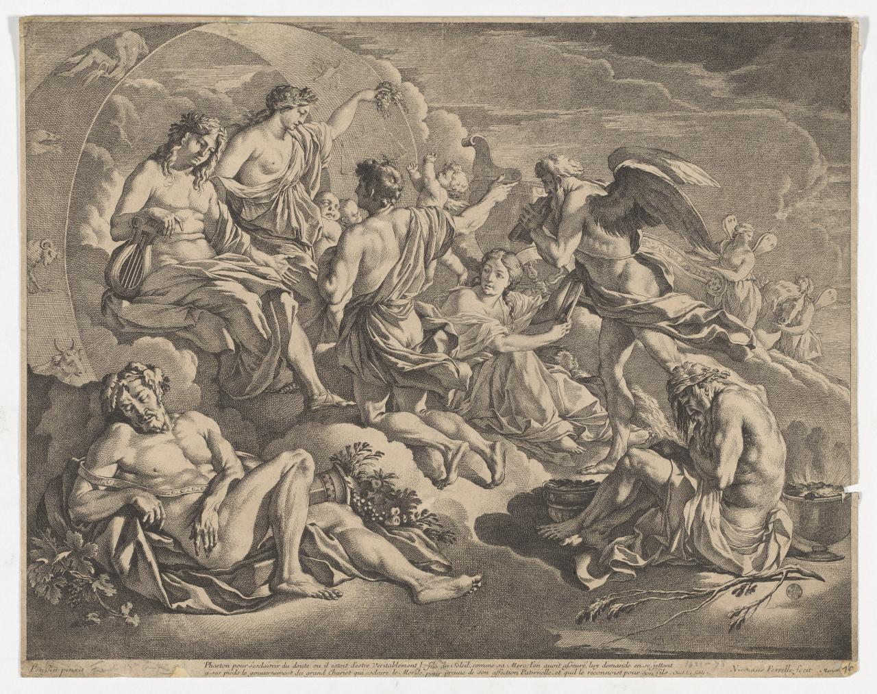 Phaeton and the Gods