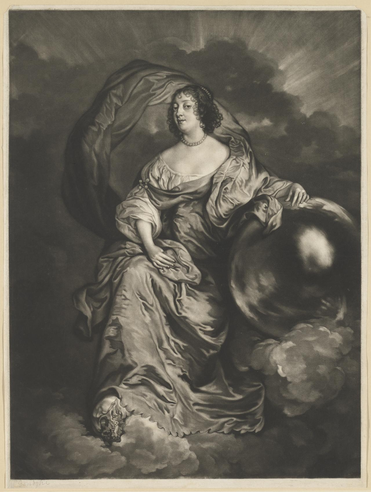 Rachel de Ruvigny, Countess of Southampton