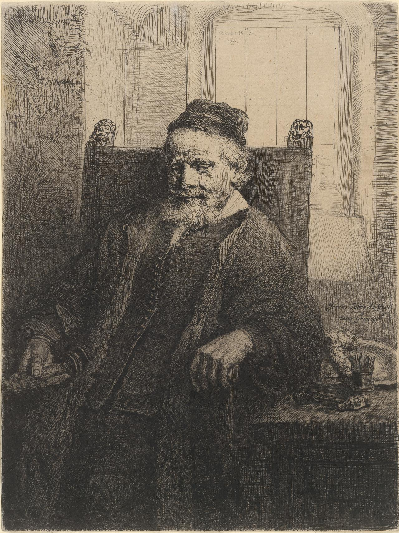 Jan Lutma, the Elder,Goldsmith and Sculptor