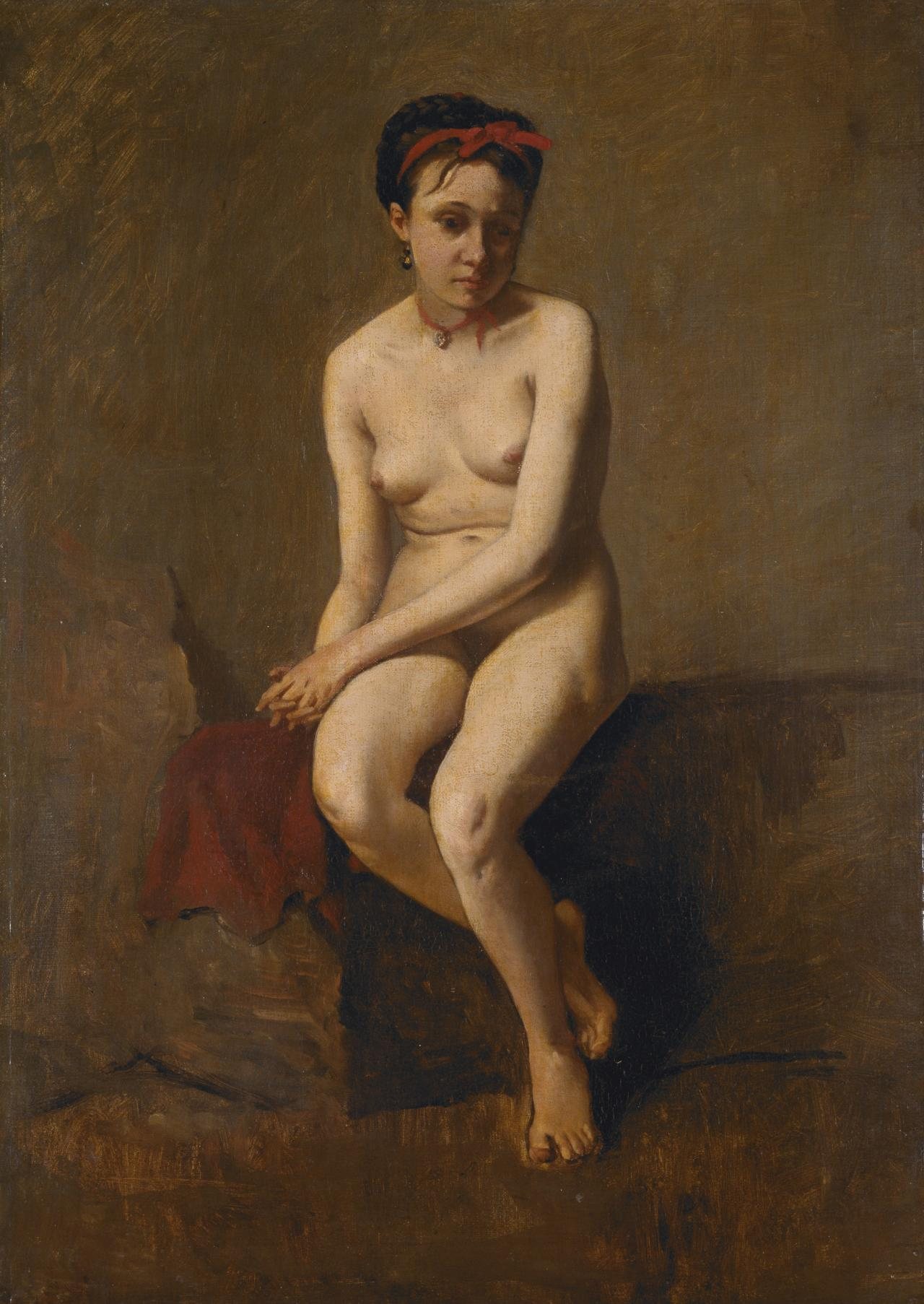 Model nudist Central VA