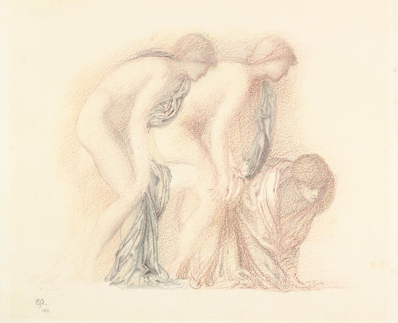 Study for The Mirror Venus