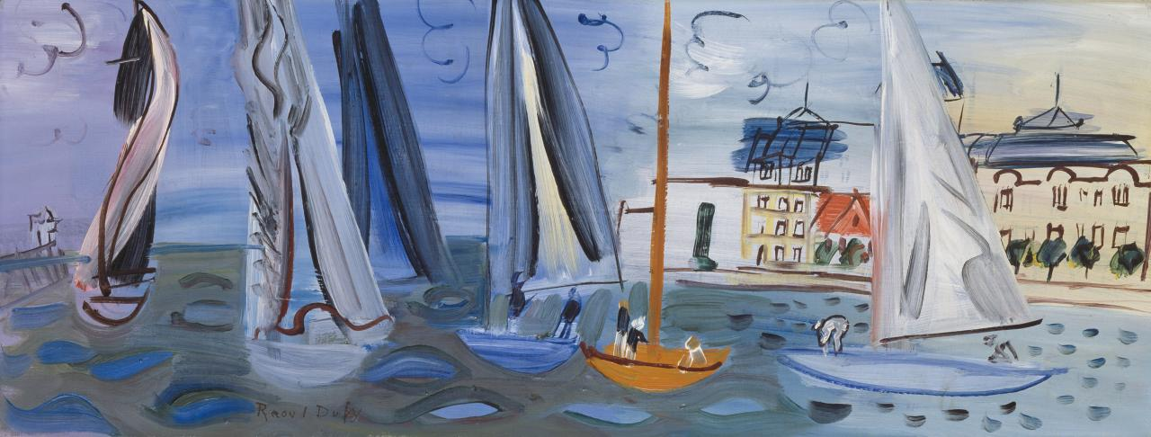 Regatta at Deauville
