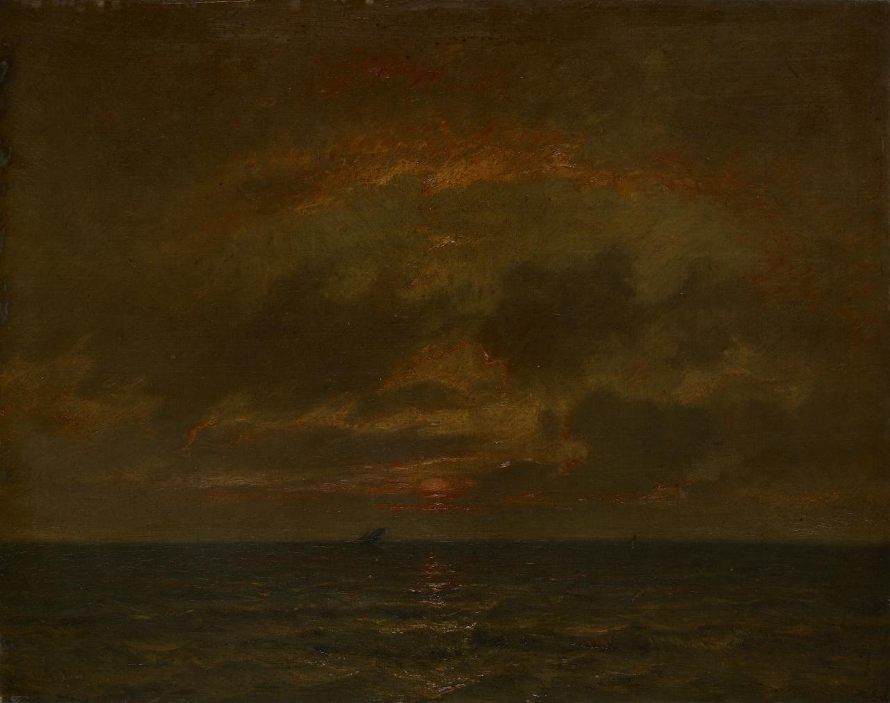 Seascape, marine view