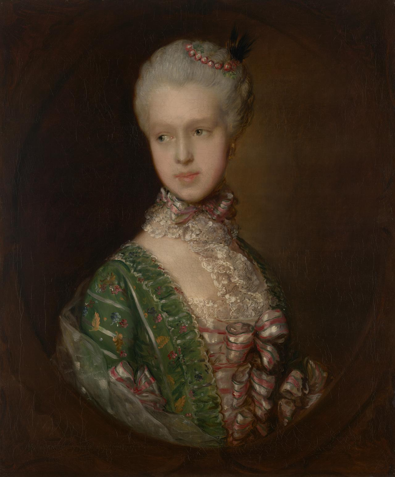 Elizabeth Wrottesley, later Duchess of Grafton