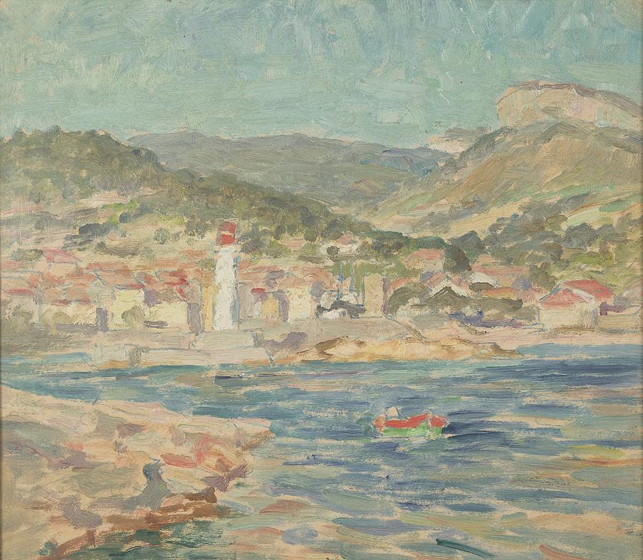 Sketch for Port of Cassis