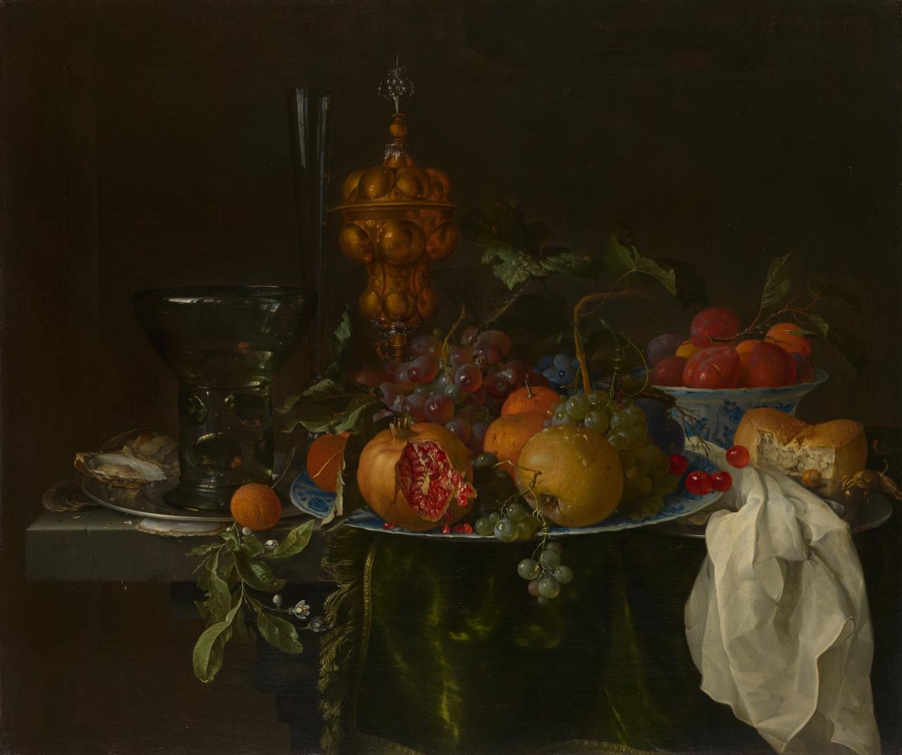 Still life with fruit | Jan Davidsz. de HEEM | NGV | View Work