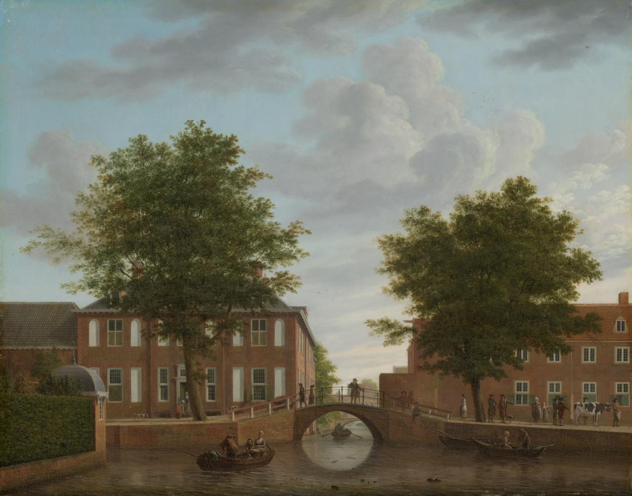 View of the Zuidsingel, Amersfoort