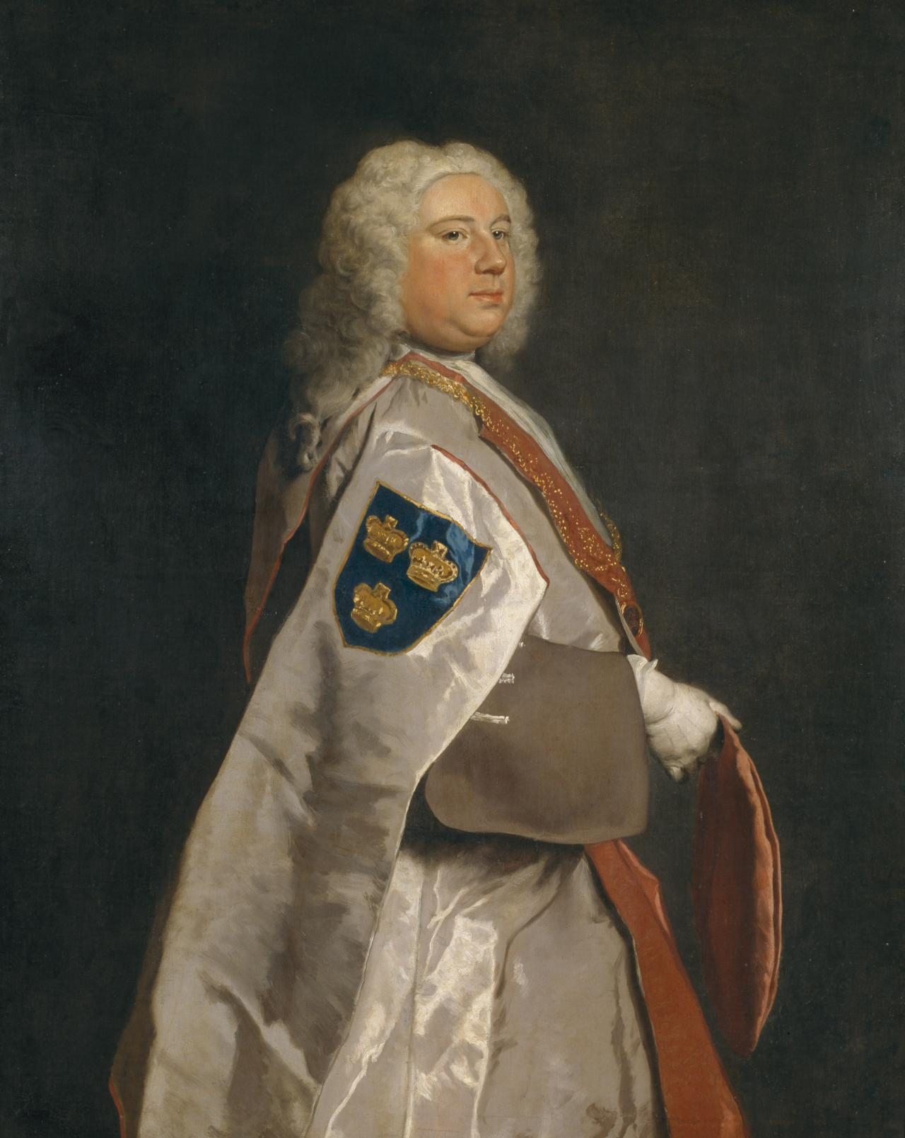 Samuel Booth, Messenger of the Order of the Bath