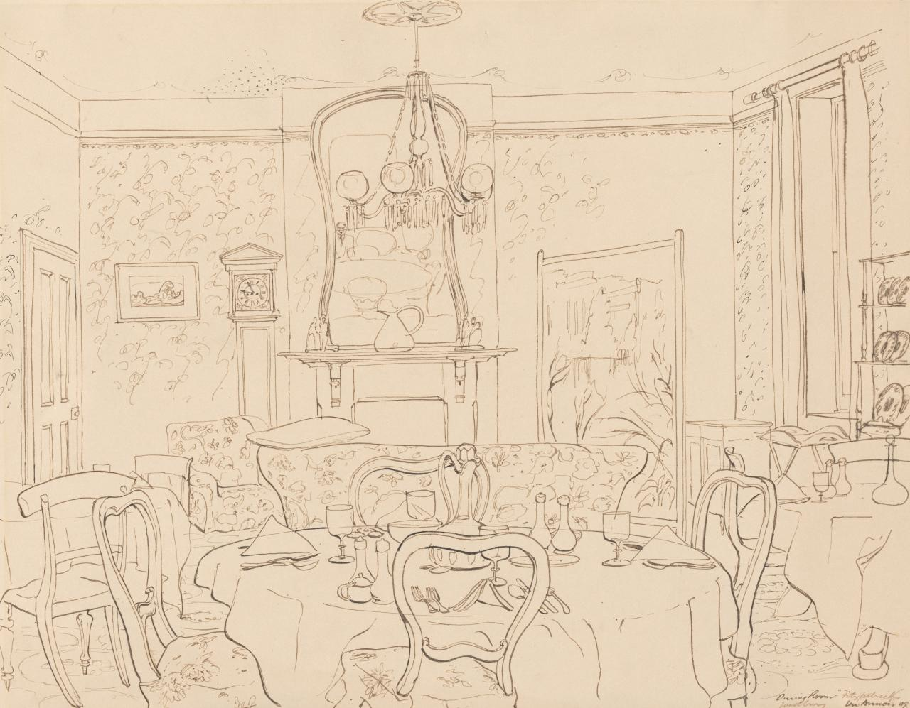Dining room - Fitzpatrick's, Westbury
