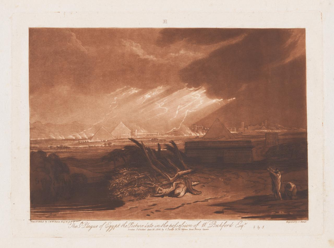 The Fifth Plague of Egypt