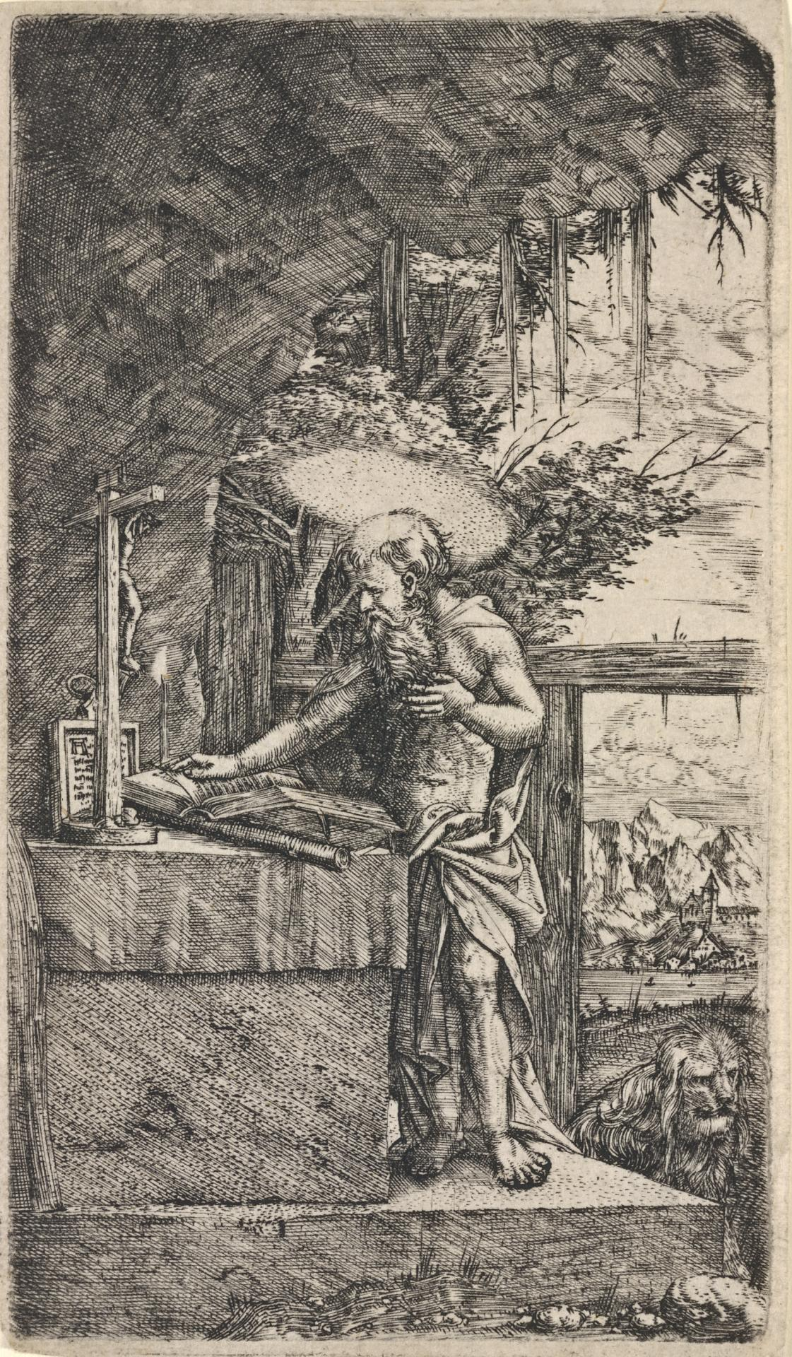 St. Jerome Reading