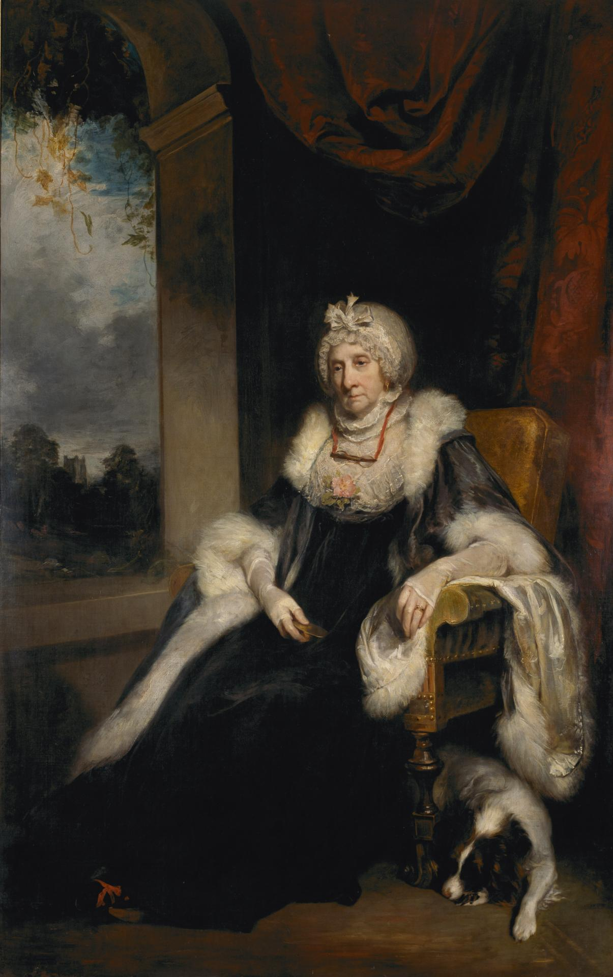 Rachel, Lady Beaumont