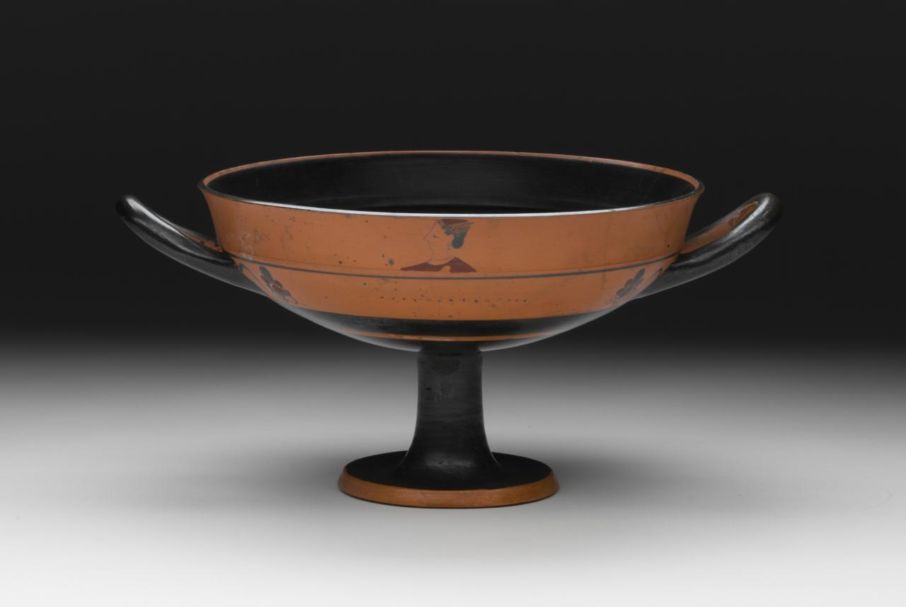 Little Master Lip cup (Attic black-figure ware)