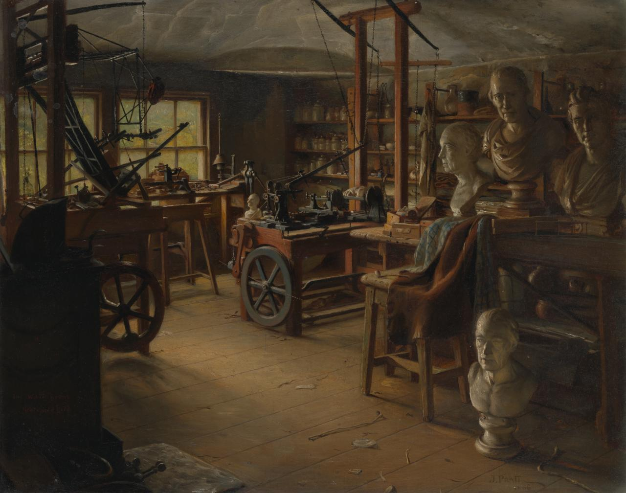 James Watt's workshop