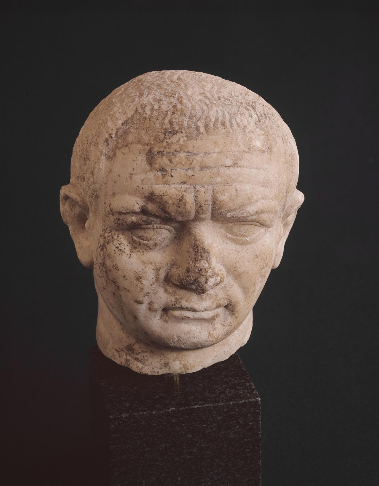 Head of Vespasian