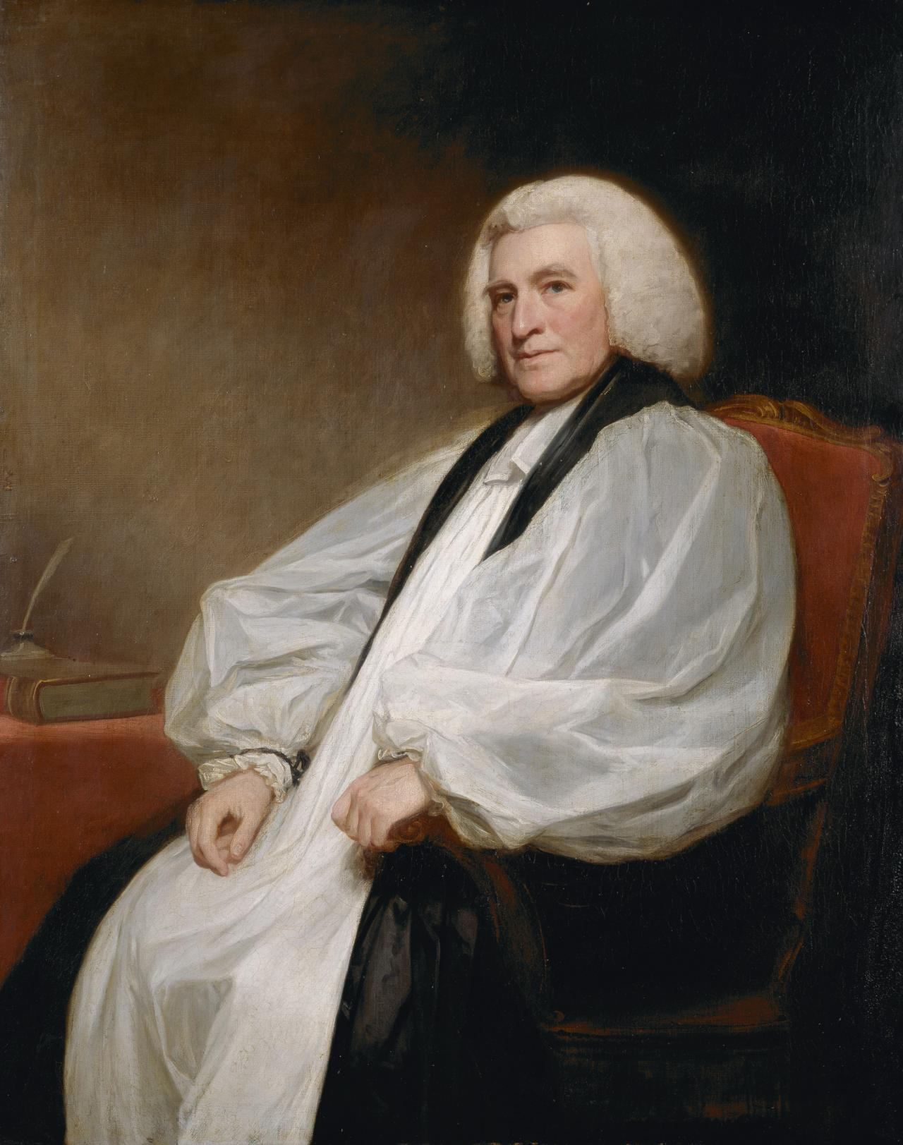 Edmund Law, Bishop of Carlisle