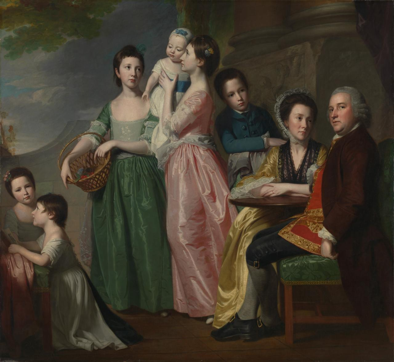 A large family piece