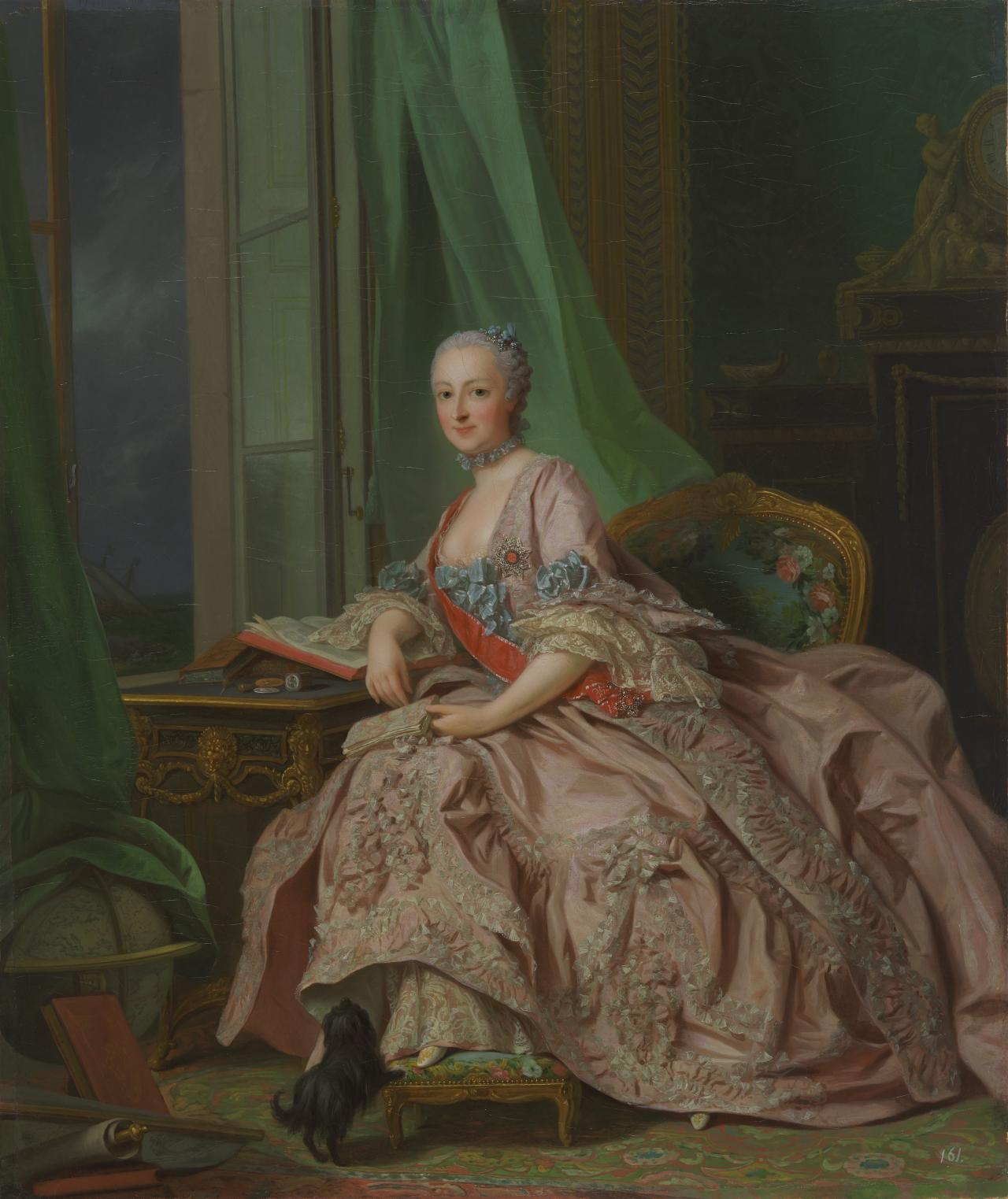 Anastasia Ivanovna, Countess of Hesse-Homburg, Princess Trubetskaya