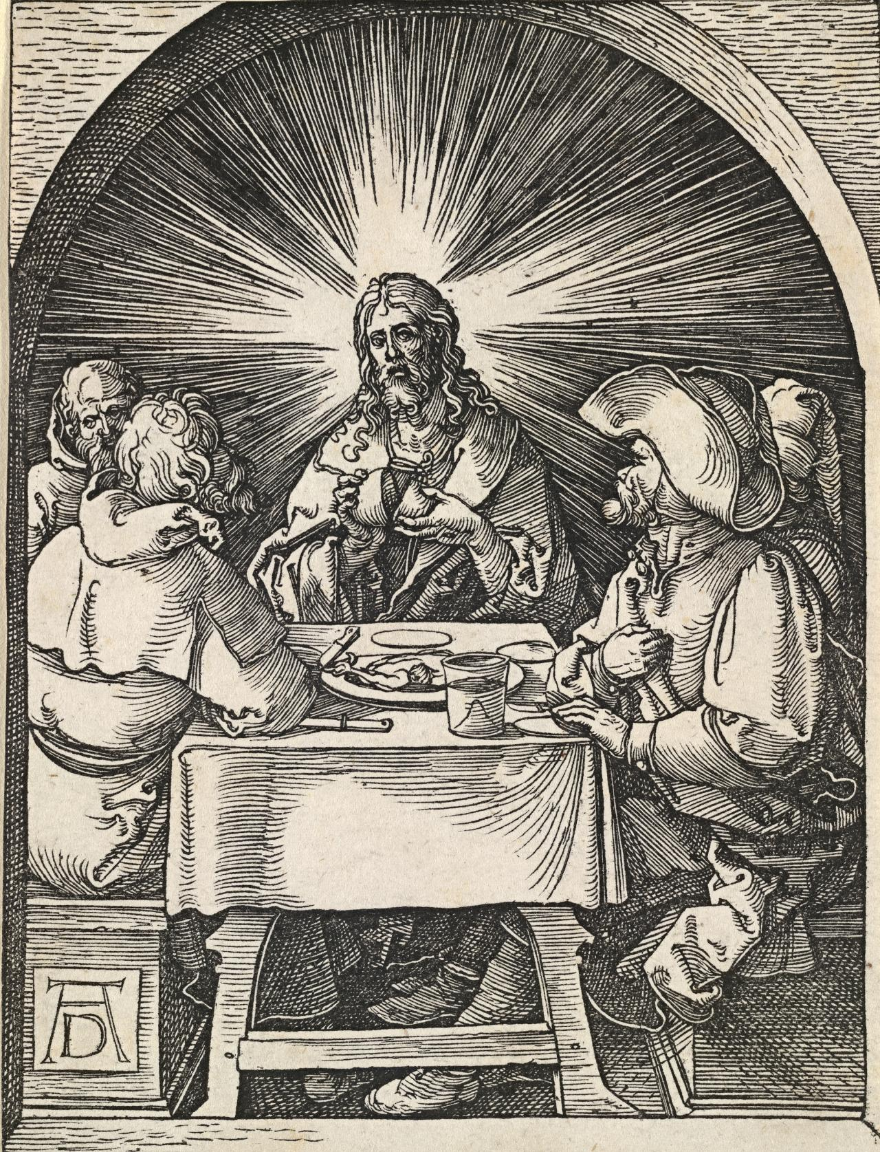 Christ appears to the Disciples at Emmaus