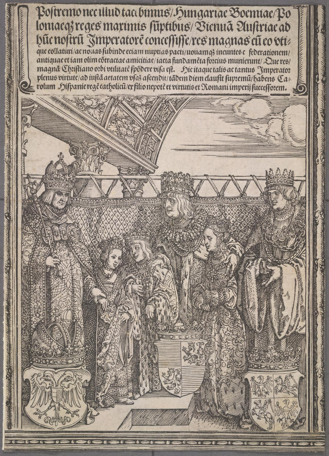 The Congress of Princes at Vienna
