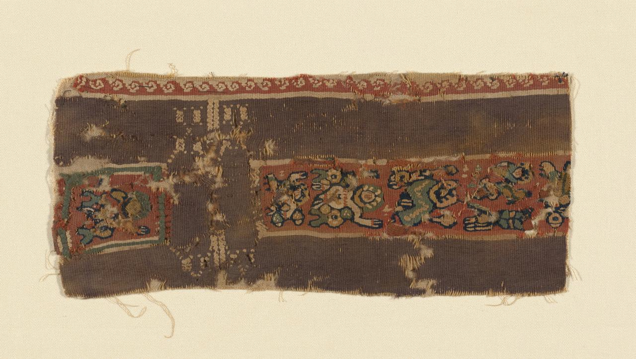 Fragment of textile