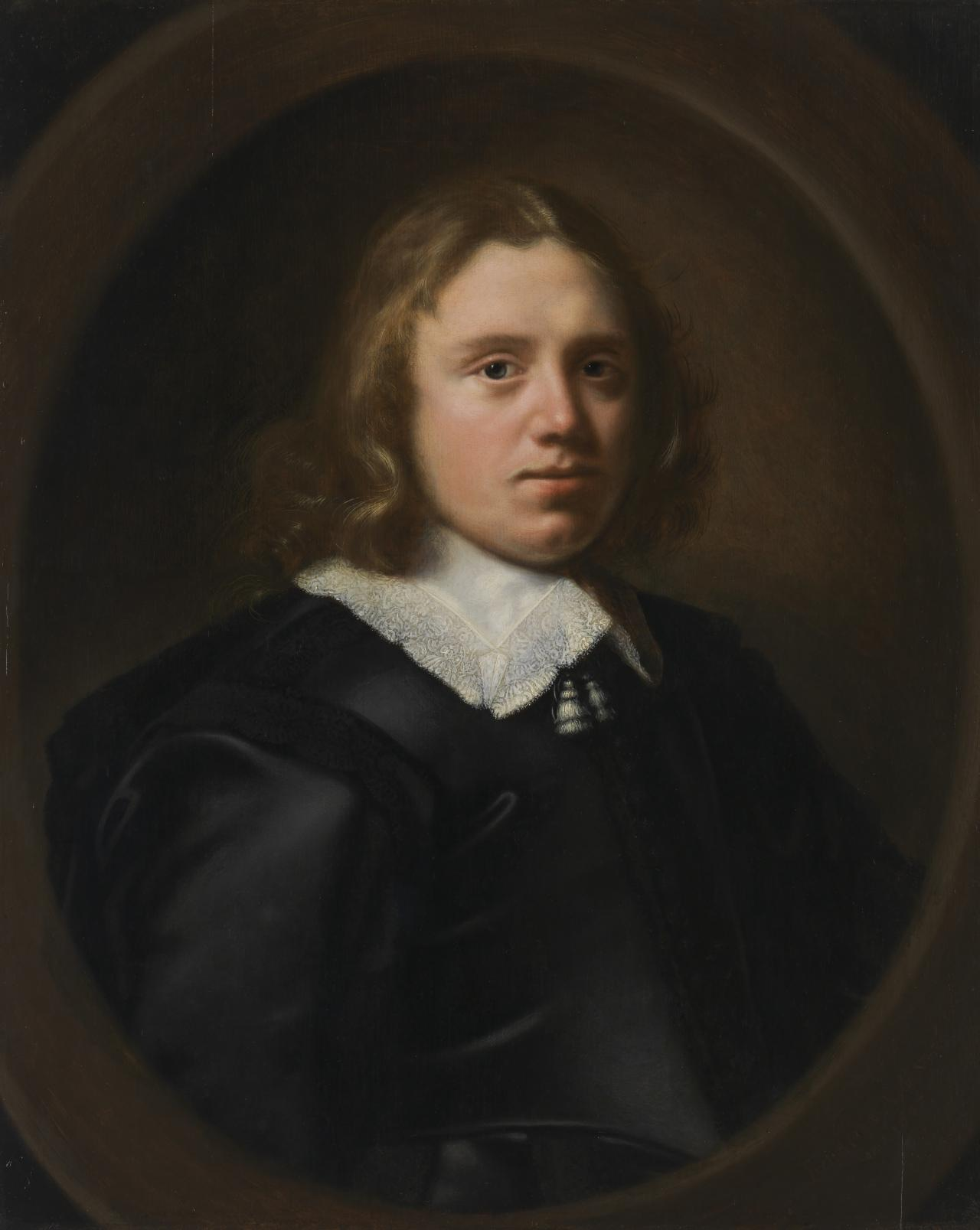 Portrait of a Dutch gentleman