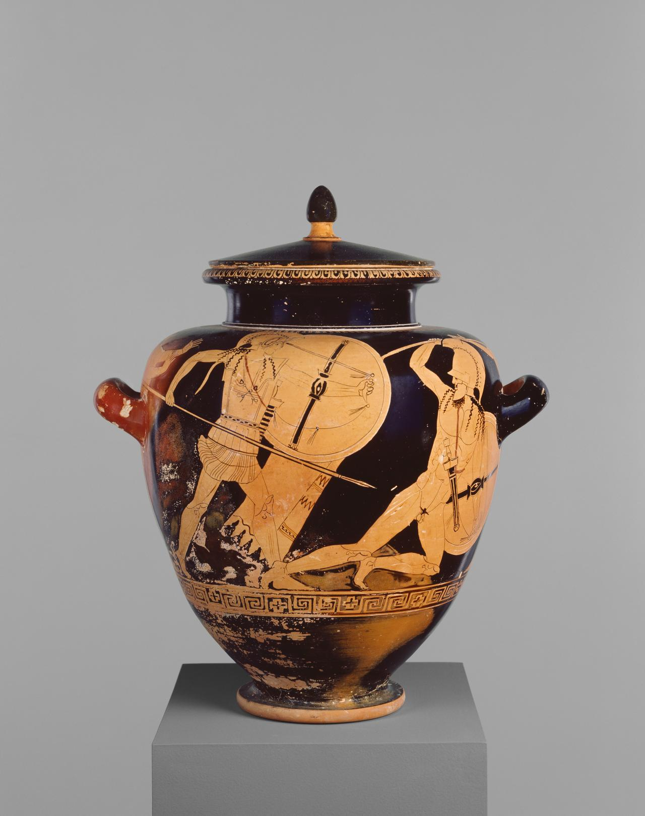 Stamnos (Attic red-figure ware)