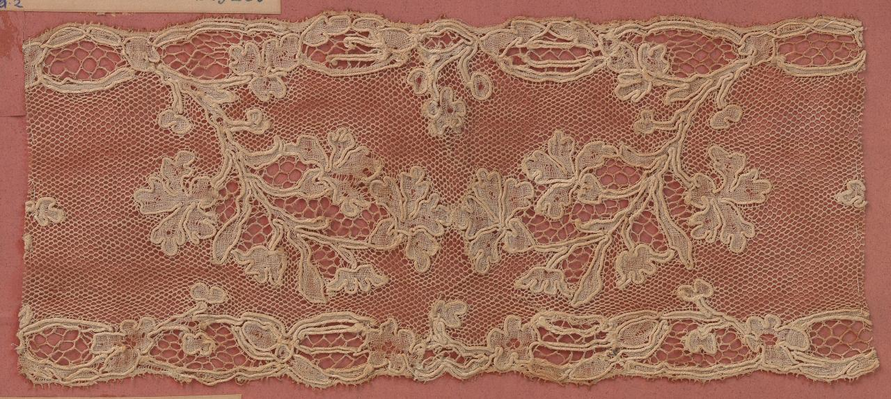 Mechlin lace - corded