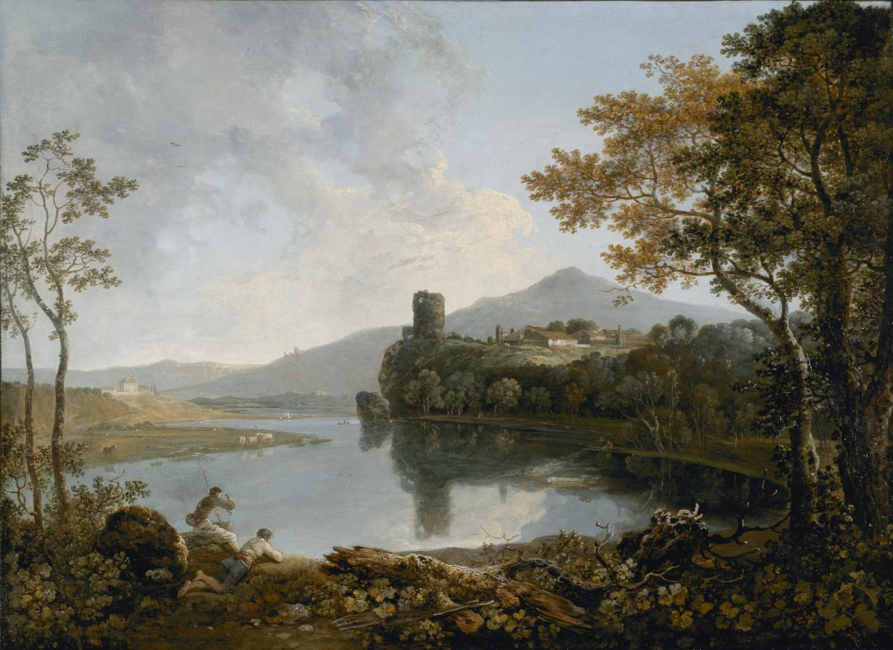 Llyn Peris and Dolbadarn Castle