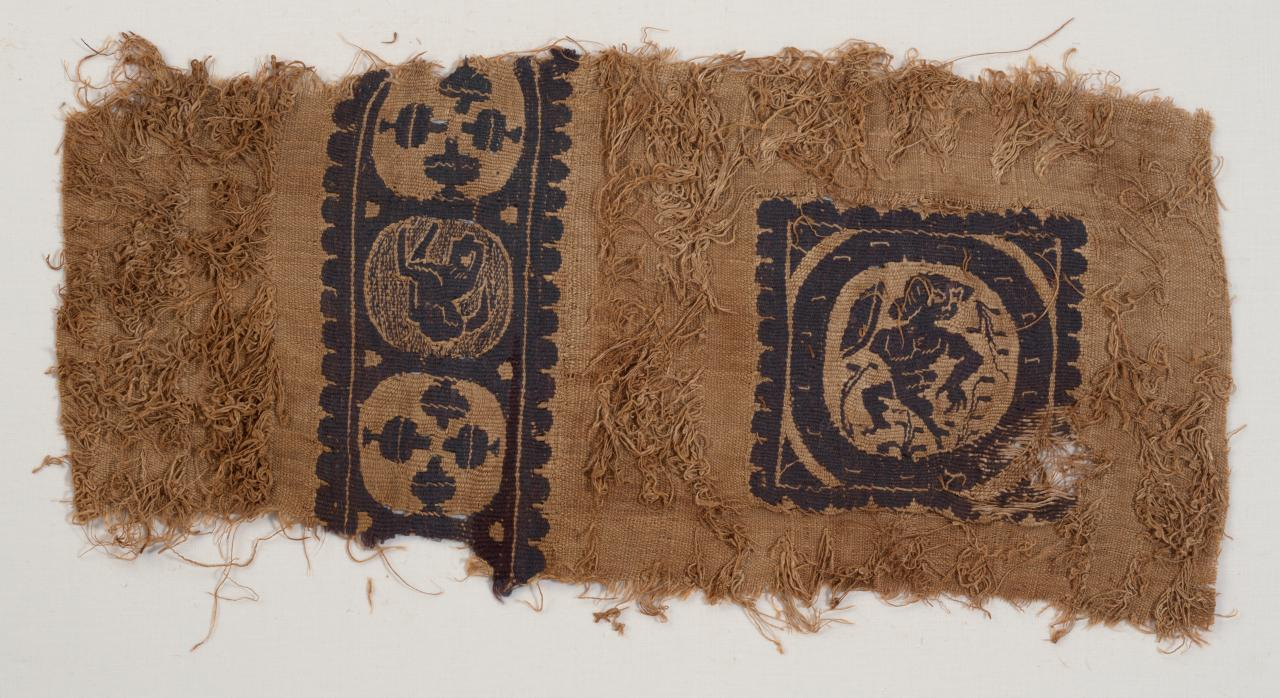 Fragment from the upper part of a tunic