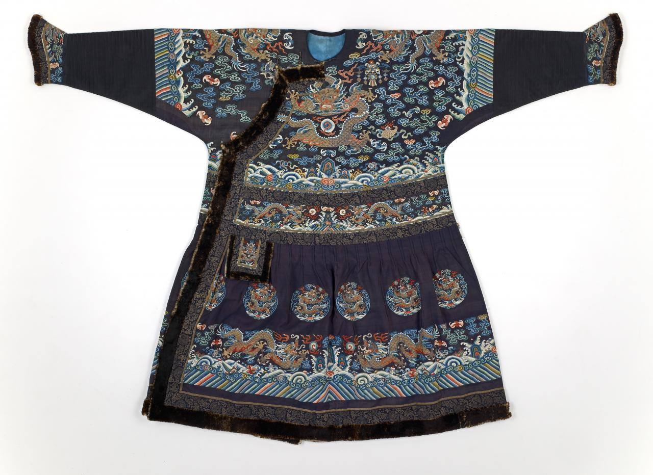 Formal court robe (Chaofu or Chaopao)