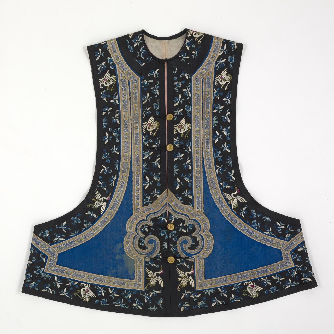 Court lady's short vest (Majia)