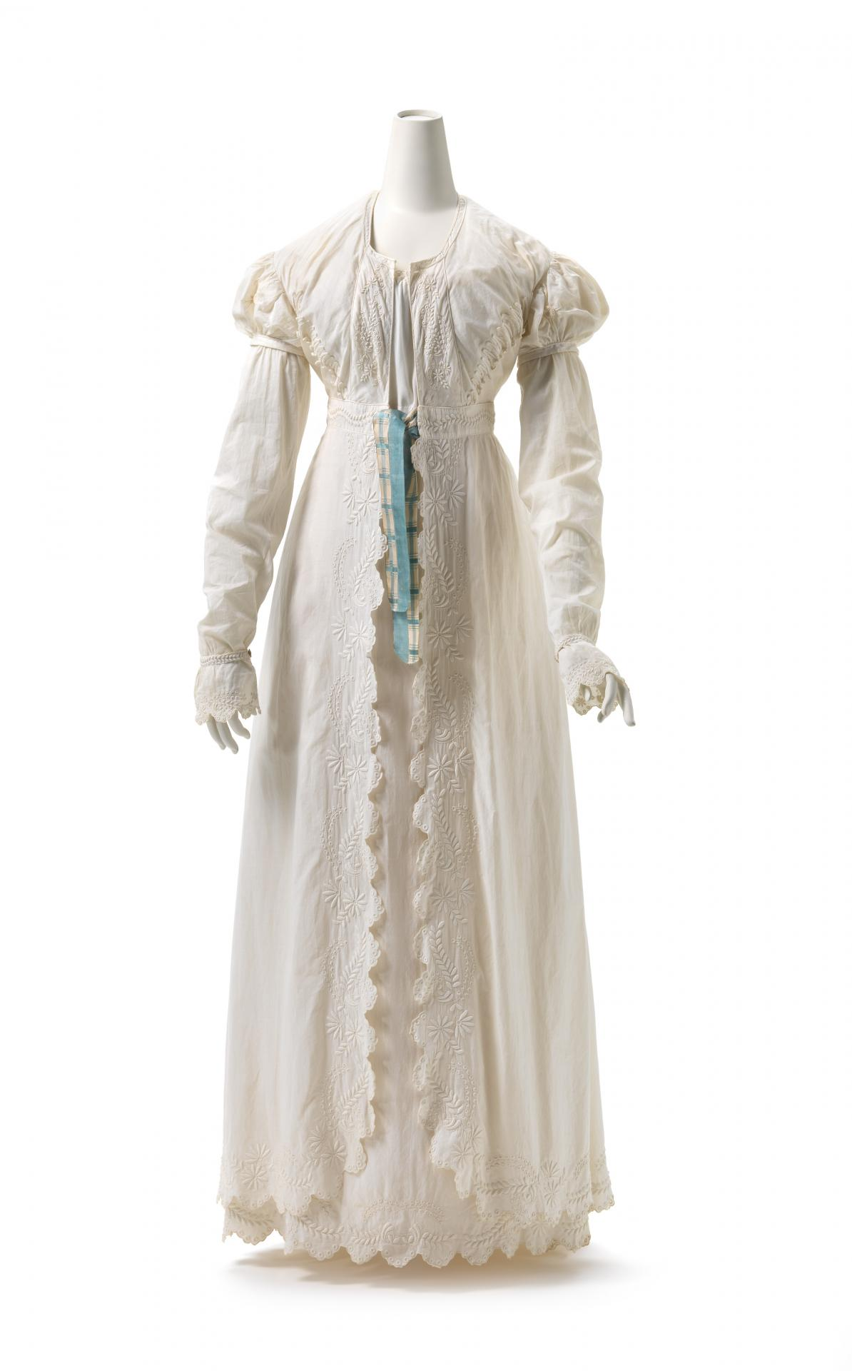 Pelisse and dress